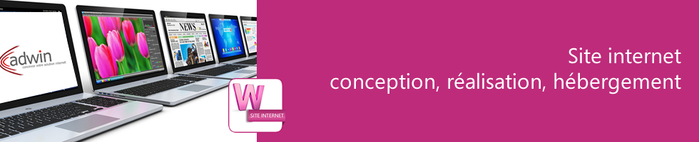 conception, réalisation, hébergement, référencement de votre site internet